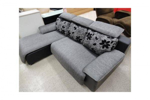 ソファーの3人掛けL字カウチソファー