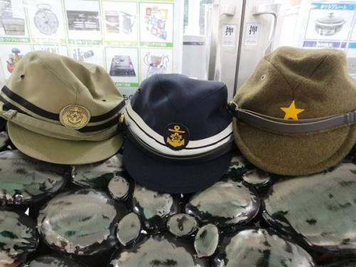 楽器・ホビー雑貨の旧日本軍