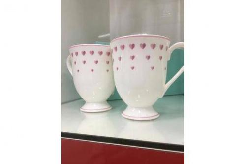 TIFFANY&Coのペアマグカップ