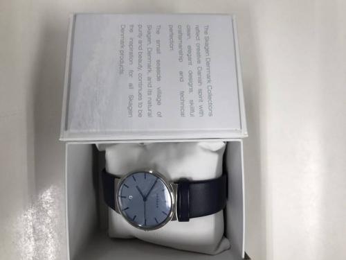 腕時計のSKAGEN