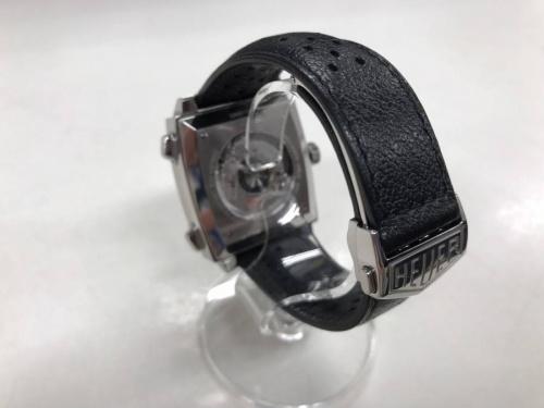 腕時計のTAG HEUER