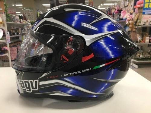 ヘルメットのAGV