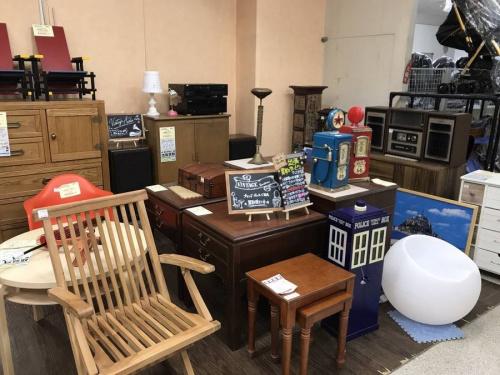 置物のアンティーク家具