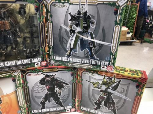 仮面ライダーの鎧武