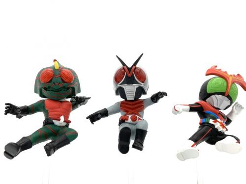 仮面ライダーXの仮面ライダーアマゾン