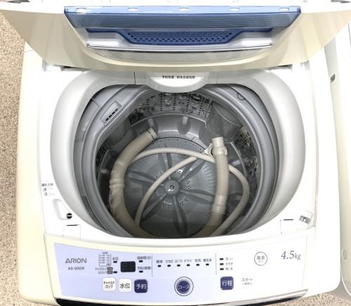 全自動洗濯機のARION