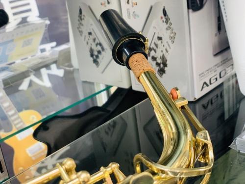 サックスの管楽器買取