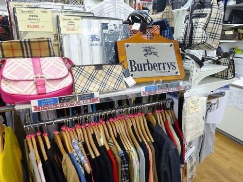 BURBERRYの関西