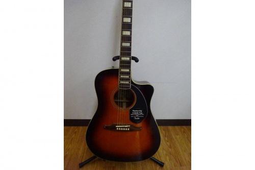 エレアコギターのFENDER