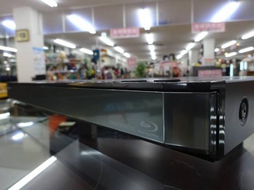 デジタル家電のブルーレイディスクレコーダー