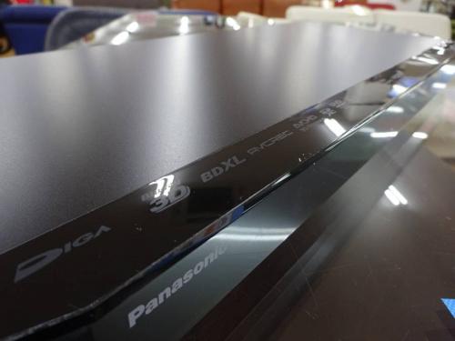 ブルーレイディスクレコーダーのPanasonic