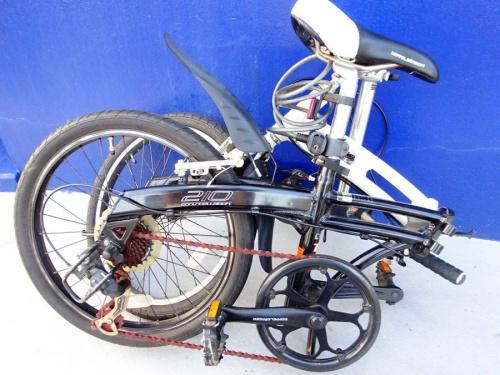 自転車のレジャー