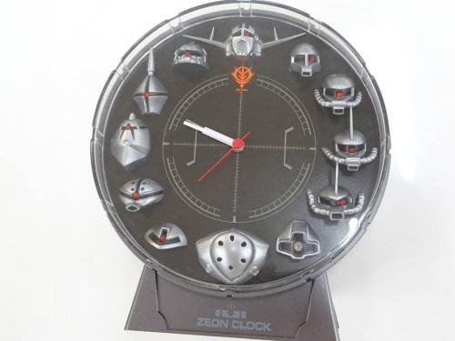 ホビーの時計