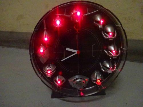 時計のガンダム
