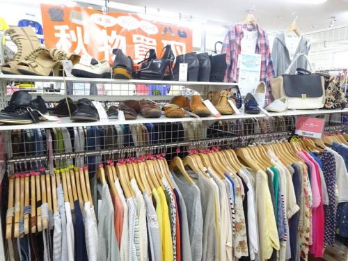 関西の大阪八尾店ファッション