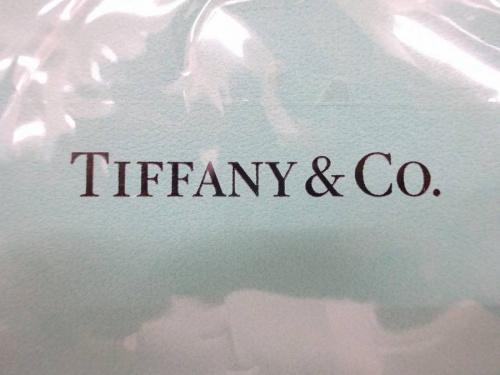 洋食器のTiffany & Co