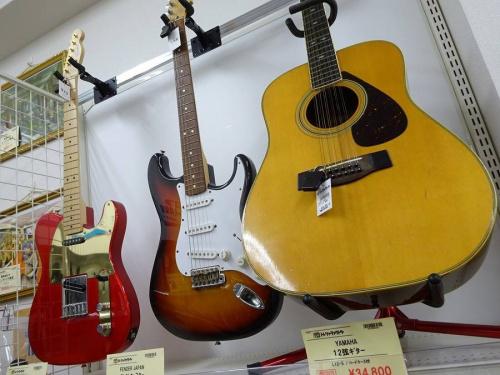 関西の大阪八尾店楽器