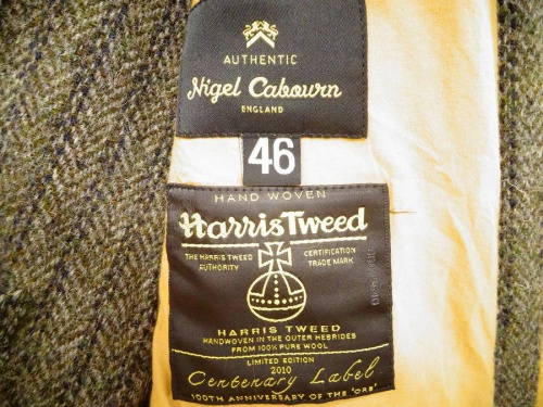 関西のHarris tweed