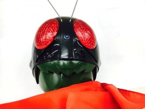 仮面ライダーの関西