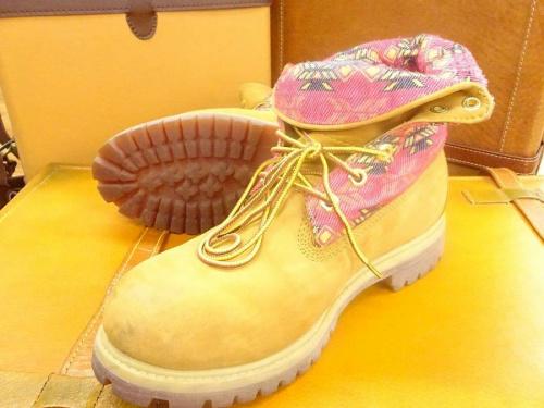 関西のブーツ