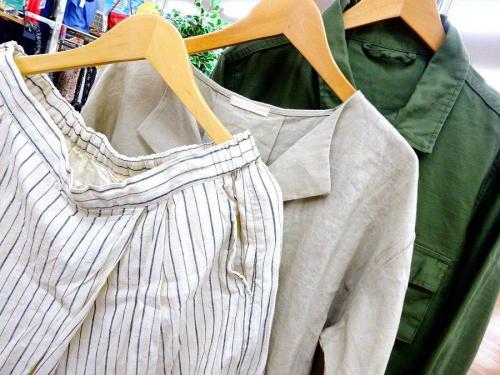 レディースファッションのナチュラル系