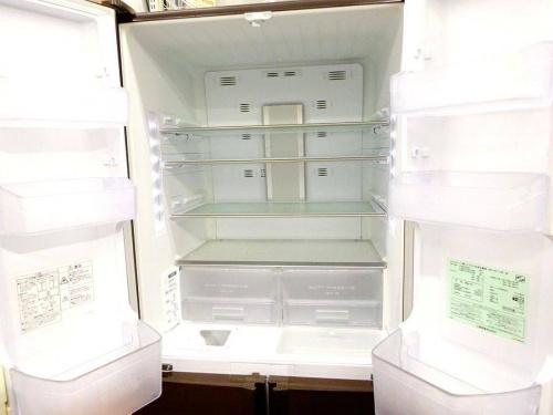 冷蔵庫のMITSUBISHI
