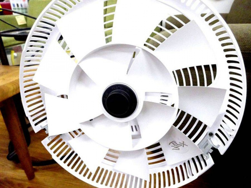 扇風機の関西
