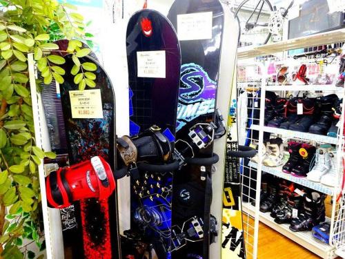 ウインタースポーツのスノーボード