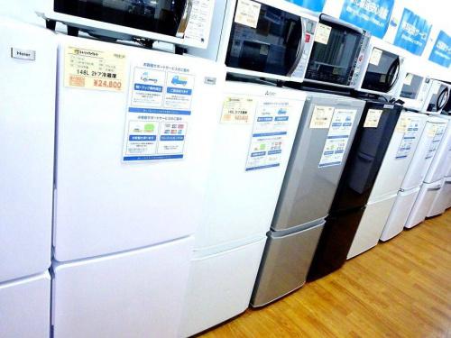 冷蔵庫の単身用