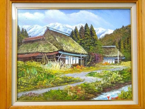 絵画の芸術の秋
