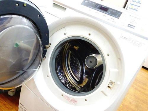 生活家電・家事家電のドラム洗濯機