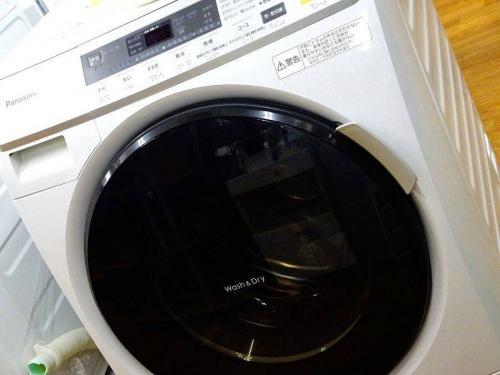 ドラム洗濯機のPanasonic