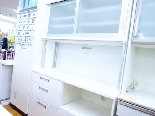 レンジボードのコスパ◎家具