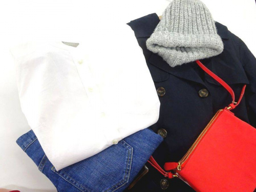 レディースファッションのナチュラル