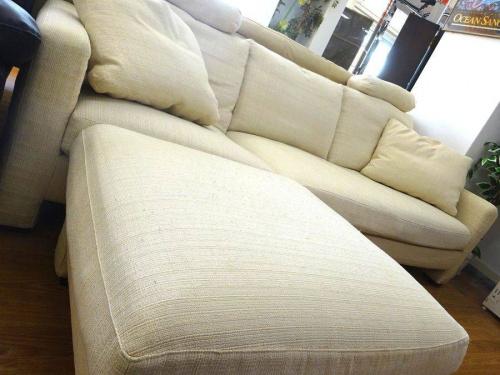 家具・インテリアのカウチソファ