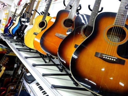 大阪 中古 楽器