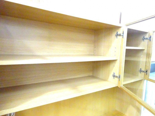 カップボード・食器棚の無印良品