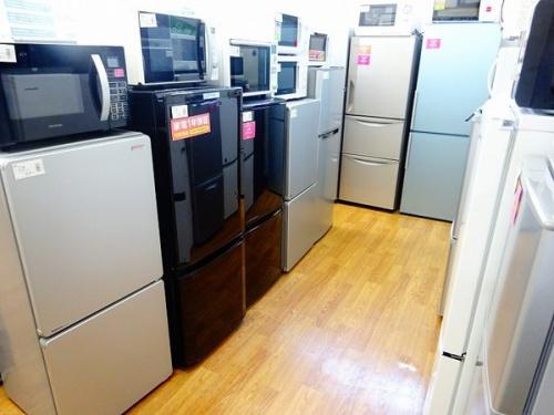関西 2ドア冷蔵庫