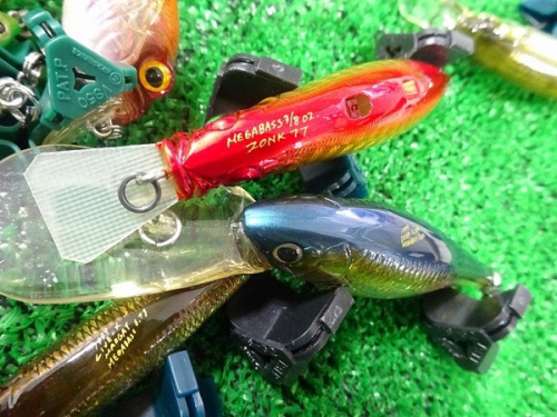 アウトドア用品の釣り具