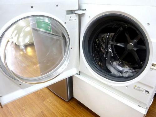 中古洗濯機 の八尾