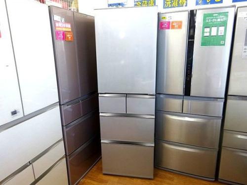 中古家電の中古冷蔵庫