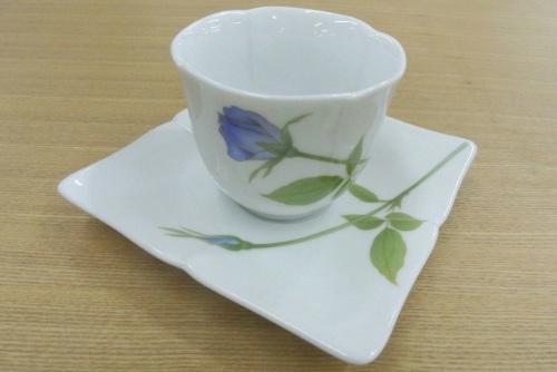 食器 中古 大阪の香蘭社