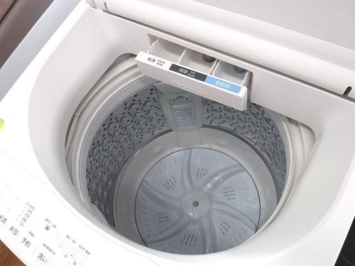 全自動洗濯機の中古家電
