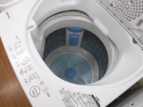 中古洗濯機