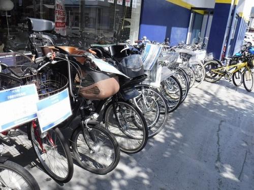 自転車 買取 八尾の電動自転車 関西