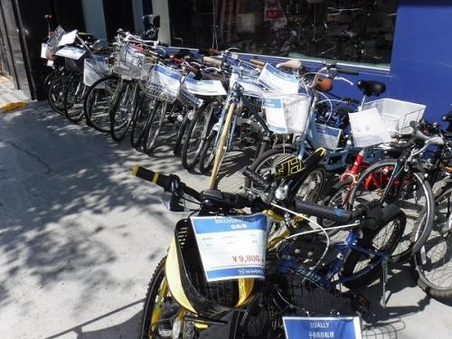 電動自転車 関西の電動アシスト車