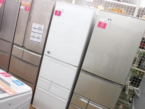 冷蔵庫 中古 八尾の6ドア冷蔵庫 買取