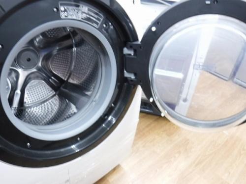 全自動洗濯機 中古のHITACHI