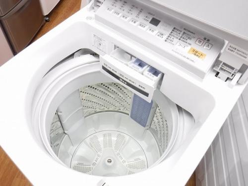 全自動洗濯機 中古のPanasonic