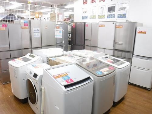 Panasonicの洗濯機 中古 八尾